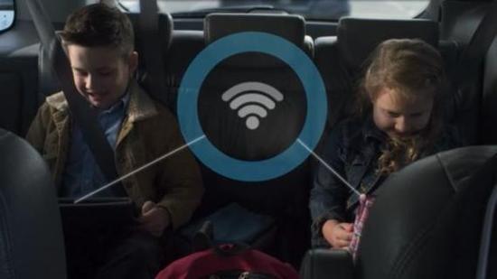 一個小黑盒就能讓汽車秒變WiFi熱點