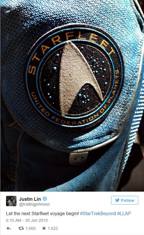《星际迷航3》正式命名《星际迷航:超过》