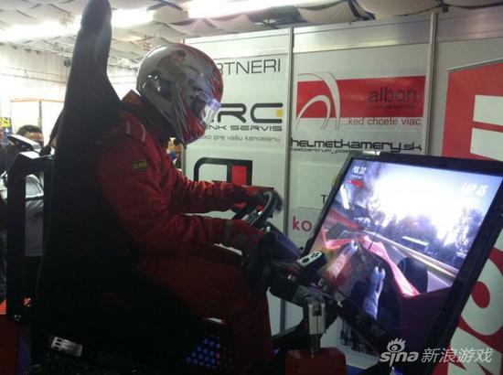 超强赛车游戏模拟器出炉
