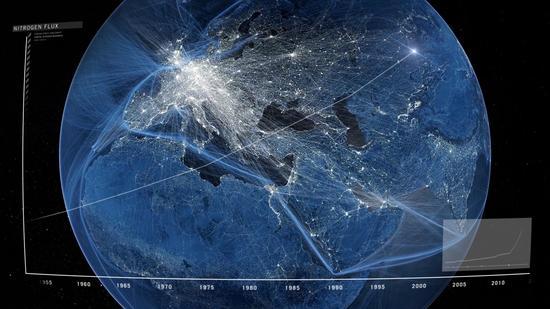 世界已经进入新的地质学时期—人类世?