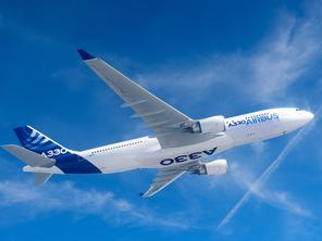 中航材购45架A330飞机 意向购30架