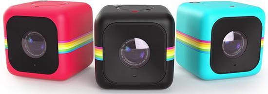 宝丽来Cube+运动相机