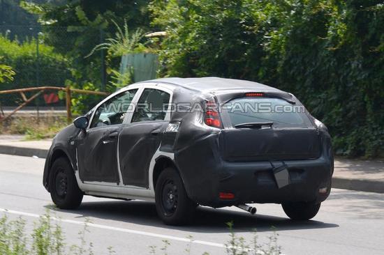 Fiat Bravo successor spy 03