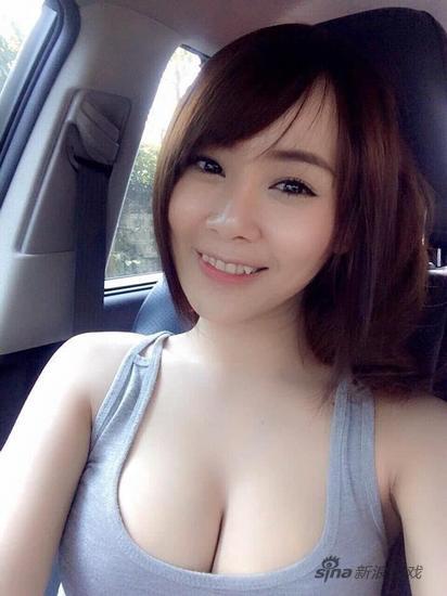 泰国美女生活照