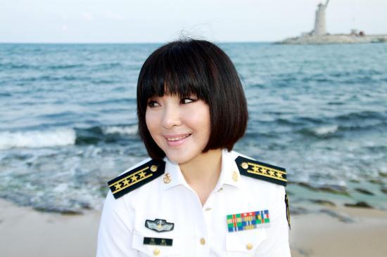 当事人军旅歌手陈红