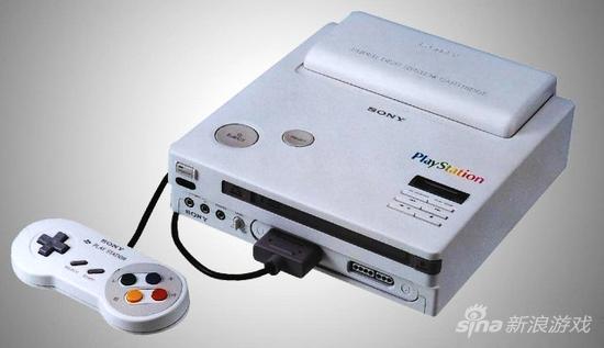 任天堂PlayStation