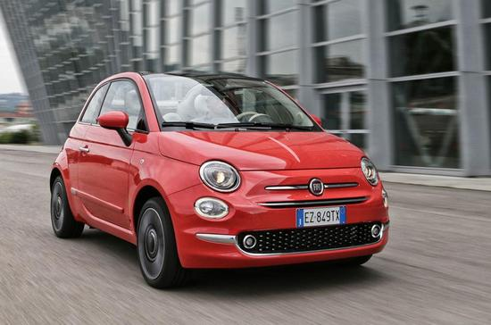 Fiat 500 Facelift 15