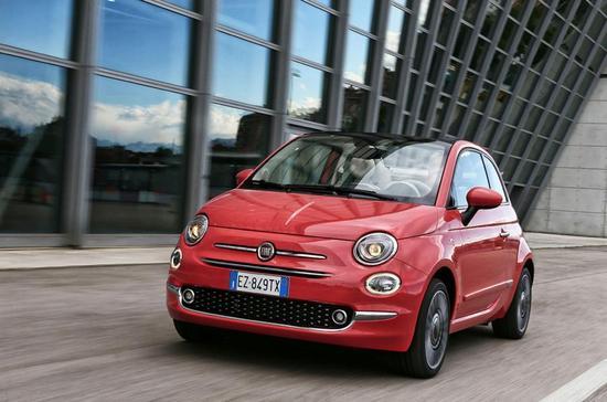 Fiat 500 Facelift 14
