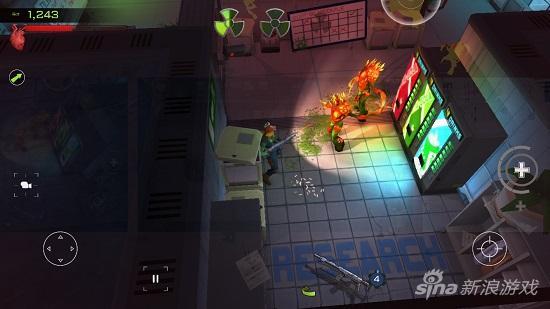 《异形工厂》游戏截图