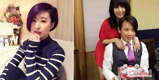 杨子晴和陶喆夫妇