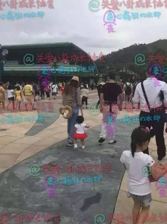 吴佩慈、纪晓波与女儿