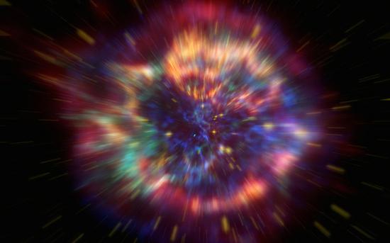 宇宙将在大撕裂中灭亡?所有原子都被撕碎