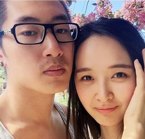 范伟儿子与女友