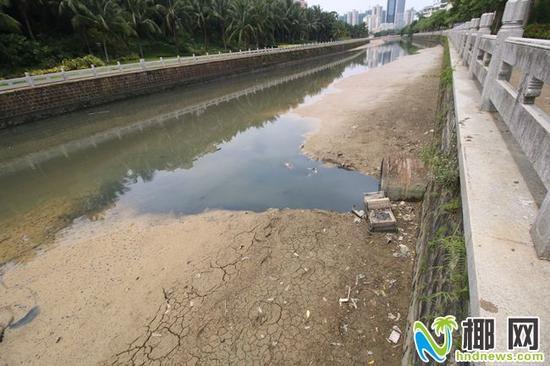 美舍河污水排入