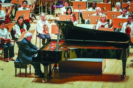 钢琴家伊曼纽尔-艾克斯MISA上海首秀