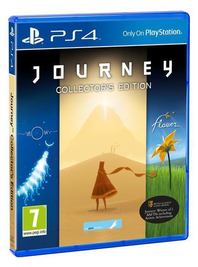 PS4《旅途》收藏版