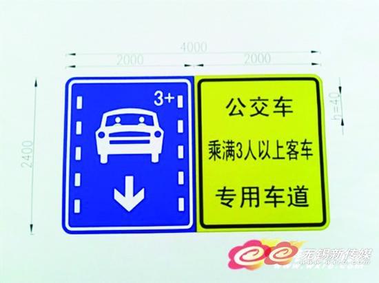 7月下旬我市将新增具区路至蠡湖大桥公园段和环太湖路至钱胡路段两条多乘员车辆专用车道(HOV)