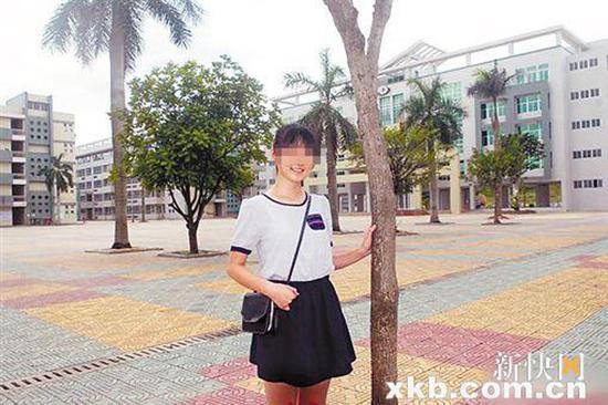 肇庆19岁高考女状元驾校学车时被撞身亡