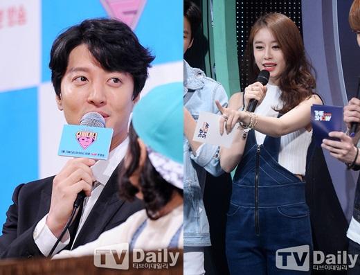 李东健、T-ara成员智妍
