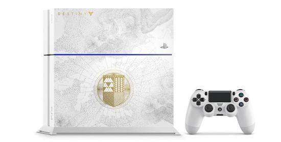 《命运》主题PS4