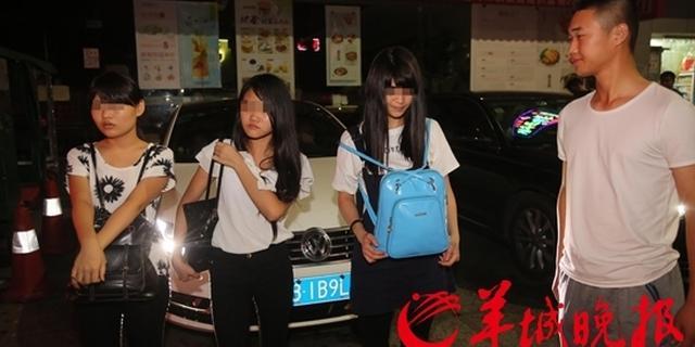 内地女子偷渡香港卖淫被抓获