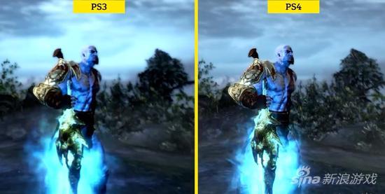 战神3:重置版画质对比