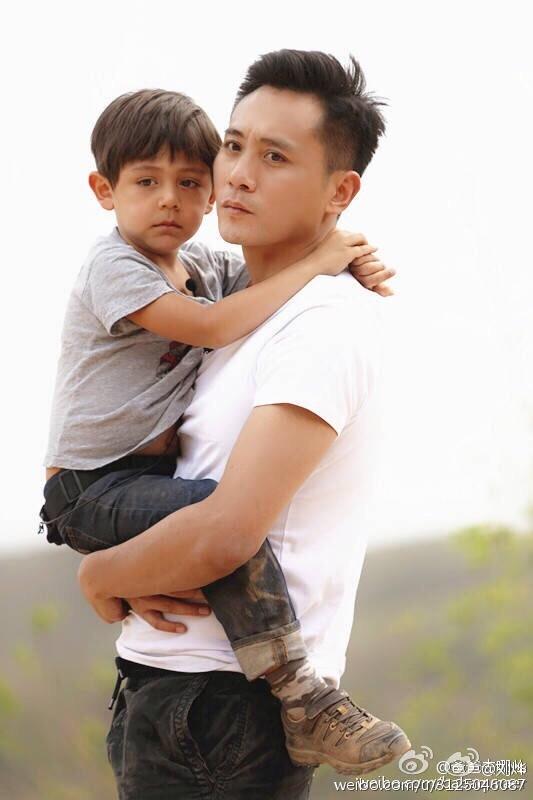 刘烨和儿子诺一