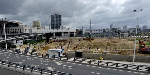 火车站公交总站将迁至此处