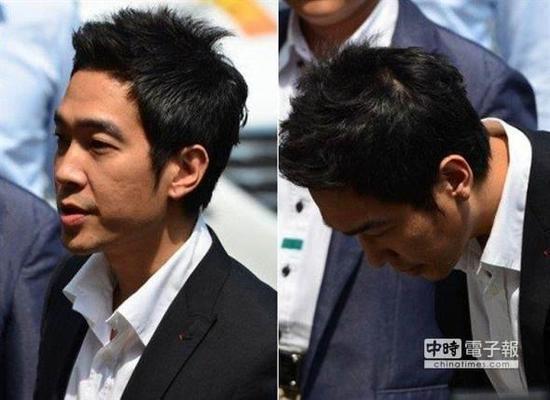 38岁韩国歌手高英旭今日将出狱