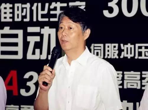江淮汽车党委副书记王东生