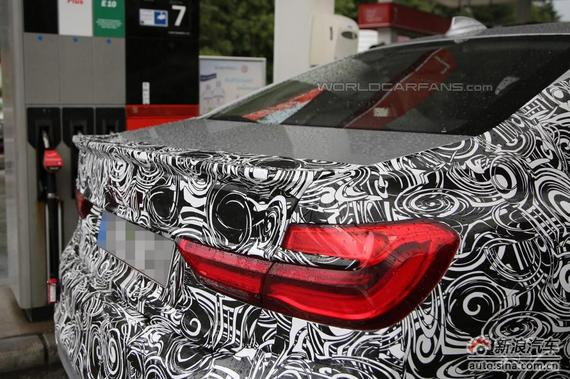 Next generation Alpina B7 spied-03