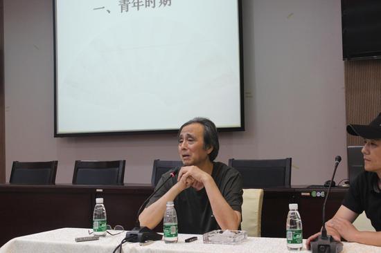 江西省美术家协会副主席徐东林