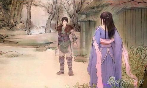 仙剑4结局画面