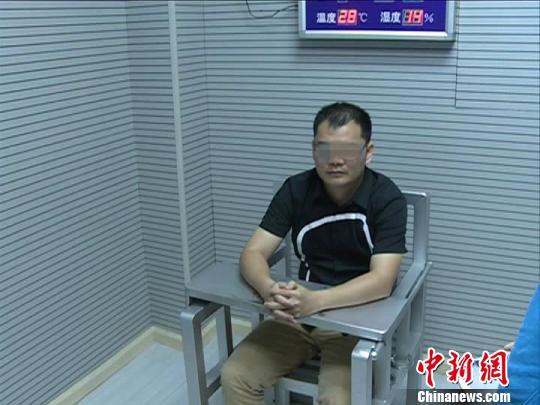 林某被警方行政拘留。