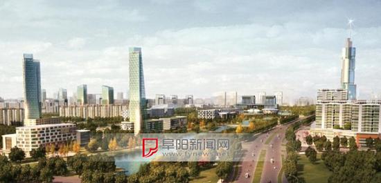 阜阳城南新区被列入省绿色建筑示范项目