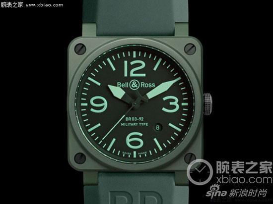 柏莱士BR 03-92系列BR 03-92 MILITARY CERAMIC