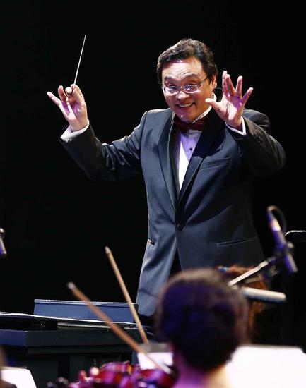 批示:地方音乐学院传授戴中晖