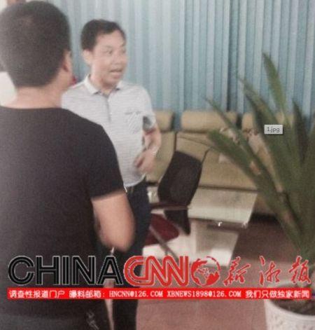 """耒阳市文联主席熊艾春""""讨要说法"""""""