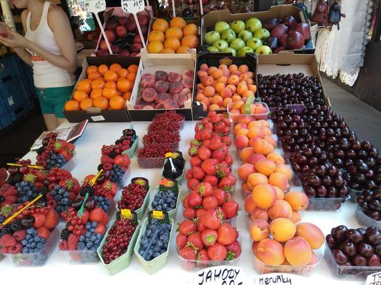 水果-色彩表现力