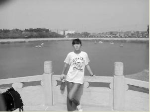 ■杨振月生活照。