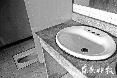 洗手间的洗手池等损坏的配套设施将加紧维修