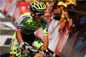 环法11赛段波兰爬坡王夺冠 弗罗姆黄衫劣势明明