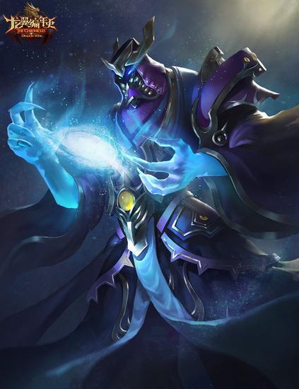 图14:英雄原画—虚空术士
