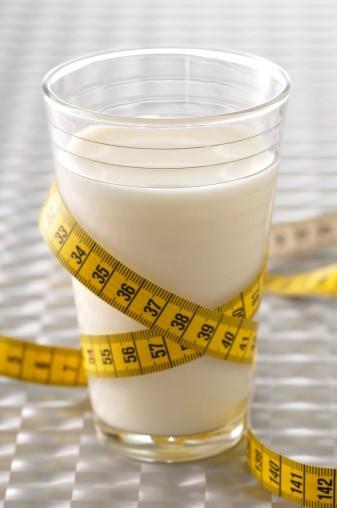 牛奶是增肥食品?