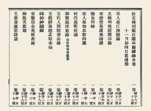 故宫已佚书画目录中记录了《宋人摹郭忠恕四猎》