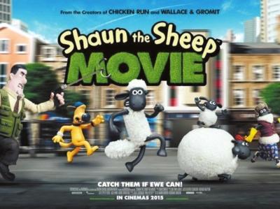 大影戏《羊羔肖恩》坚持了原作哑剧和搞笑精华