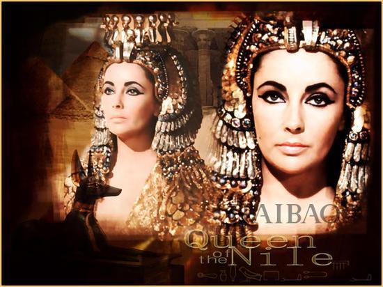 古埃及人用眼影治病 国民女神的眼妆心机知多少图片