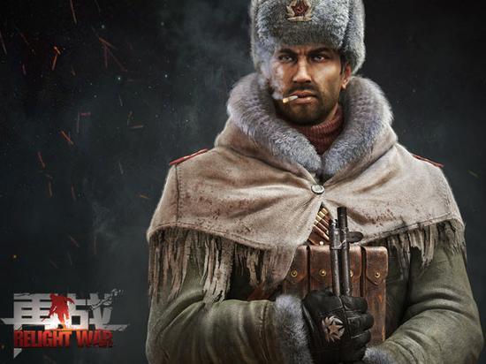 谢尔盖 苏联英雄 善战将军