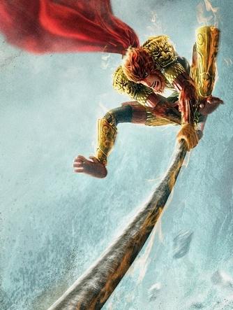 《大圣返来》在剧情逻辑、主题配置上,和美漫豪杰十分近似。