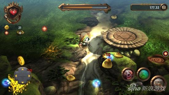 《奇幻射击2》游戏截图